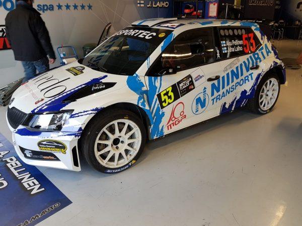 rally sponsor MGA