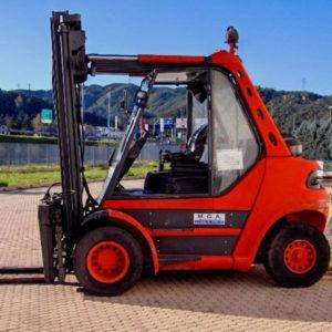 Noleggio attrezzatura industriale - carrelli elevatori