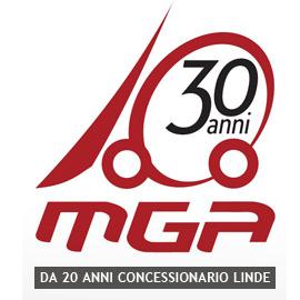 MGA carrelli elevatori