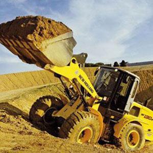 Noleggio attrezzatura industriale - Macchinari movimentazione terra