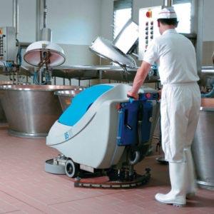 Noleggio attrezzatura industriale - Motospazzatrici