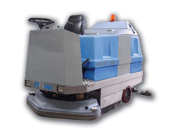 idropulitrici per pulizia industriale