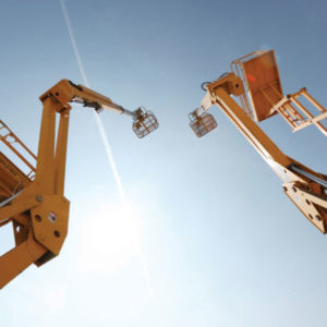 Noleggio attrezzatura industriale - Piattaforme aeree