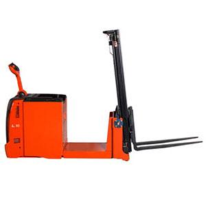 carrelli elevatori a timone L 06-16 AC per lo stoccaggio