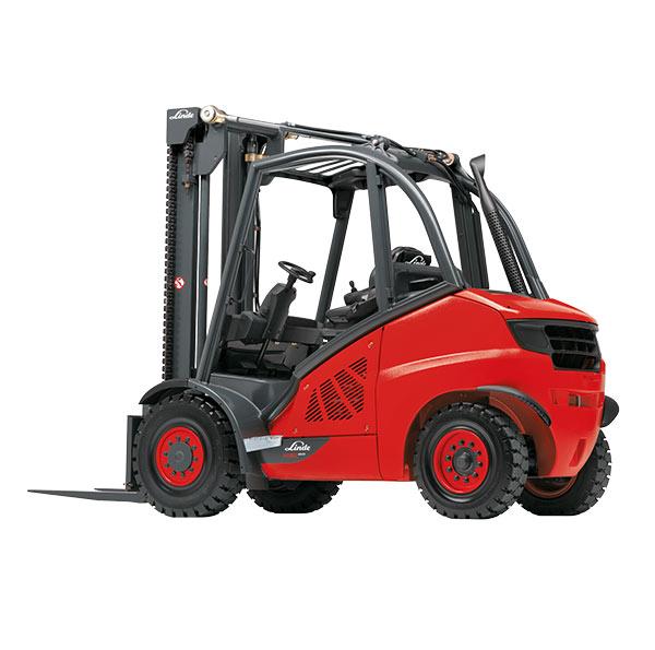 Carrello Termico H 40-50 EVO - Muletti Linde Diesel, GPL e CNG