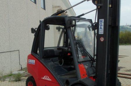 carrelli elevatori usati a diesel
