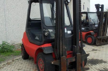 muletto diesel usato Genova