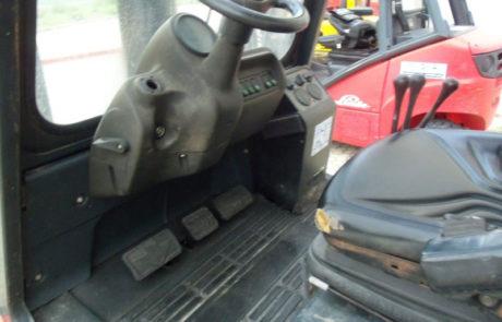muletto diesel usato dettaglio