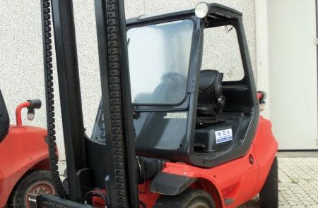 muletti usati diesel a poco prezzo Genova