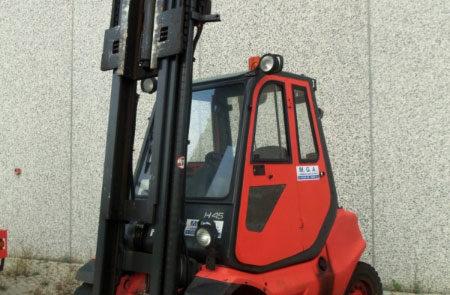 carrelli elevatori usati diesel