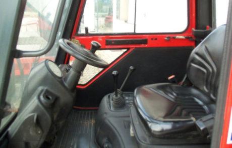 carrelli elevatori usati diesel dettaglio