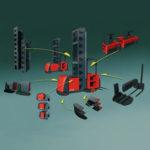 carrelli elevatori combinati modello k