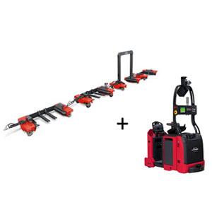 P-Matic linde trattori elettrici