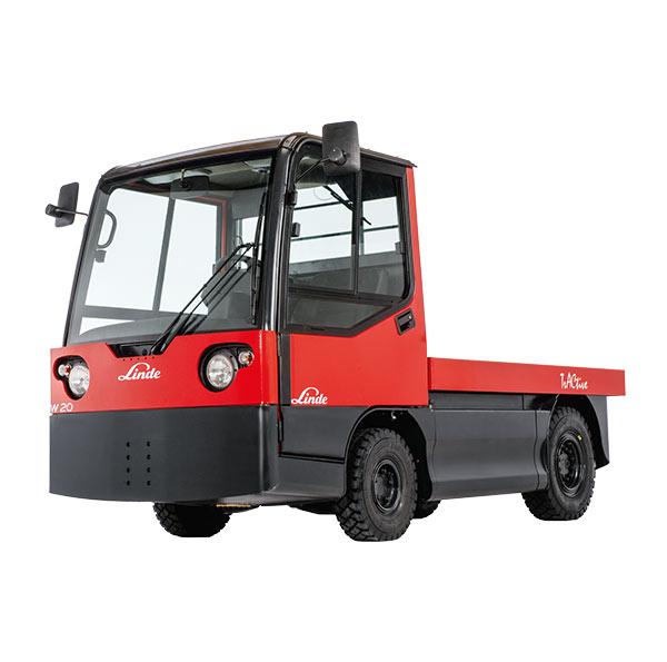 carrelli elevatori trattori