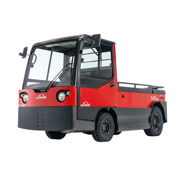 trattore elettrico P250 linde