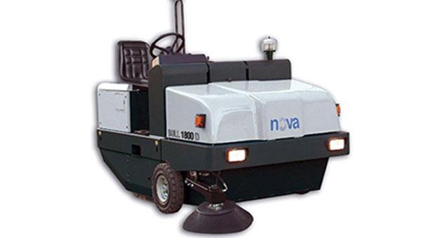Prodotti MGA - Macchine pulizia industriale