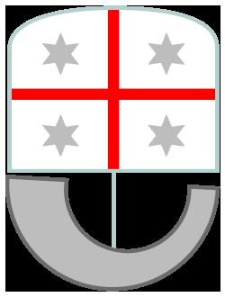 carrelli elevatori linde in liguria, stemma liguria