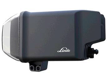 linde truckspot accessorio sicurezza