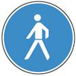 simbolo pedone