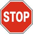 simbolo stop