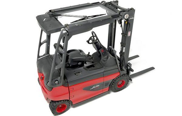 linde roadster carrello elettrico