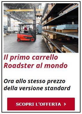 Offerta vendita Linde Roadster