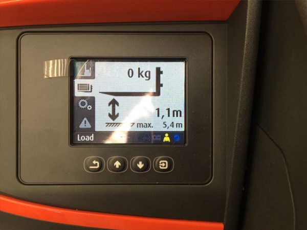 load management advanced linde