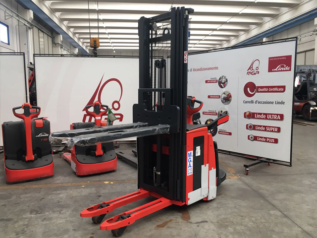 Stoccatore DEMO Linde L16AP