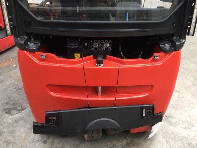 Vano batteria con Ventilazione attiva