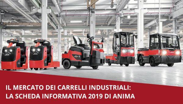 mercato carrelli industriali