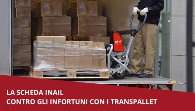 infortuni transpallet