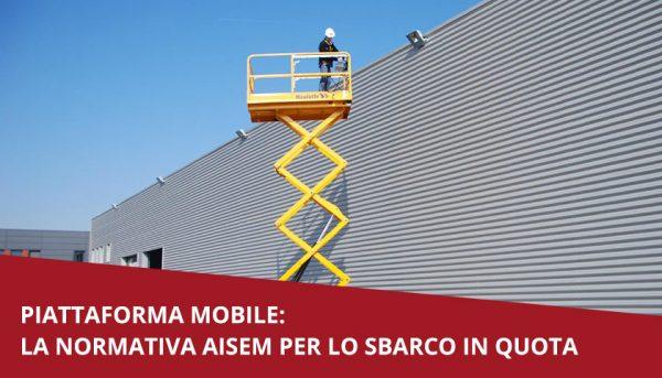 Piattaforma mobile normativa Aisem