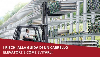 rischi carrelli elevatori