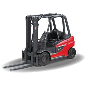 vendita carrello diesel Linde nuovo