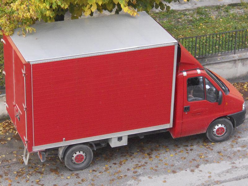 affitto furgone
