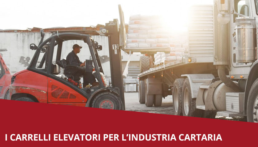 carrelli industria cartaria