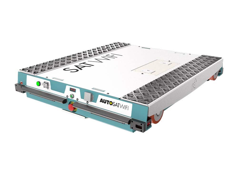 dispositivo per magazzino automatico Autosat Inox