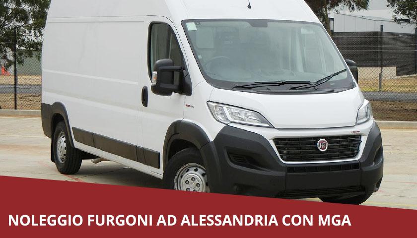 noleggio furgoni Alessandria