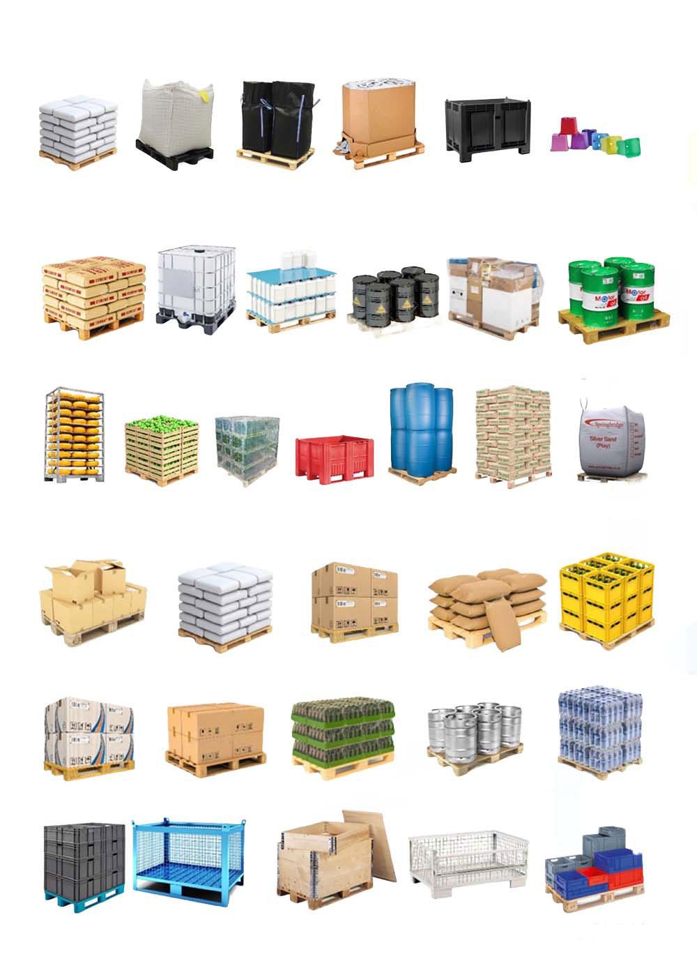 tipologie carico magazzini automatici