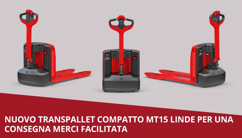 transpallet mt15